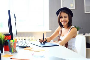 Jente designer for WebPress